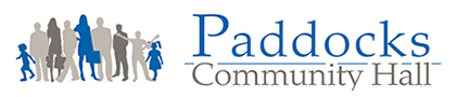 Paddocks Community Hall Logo